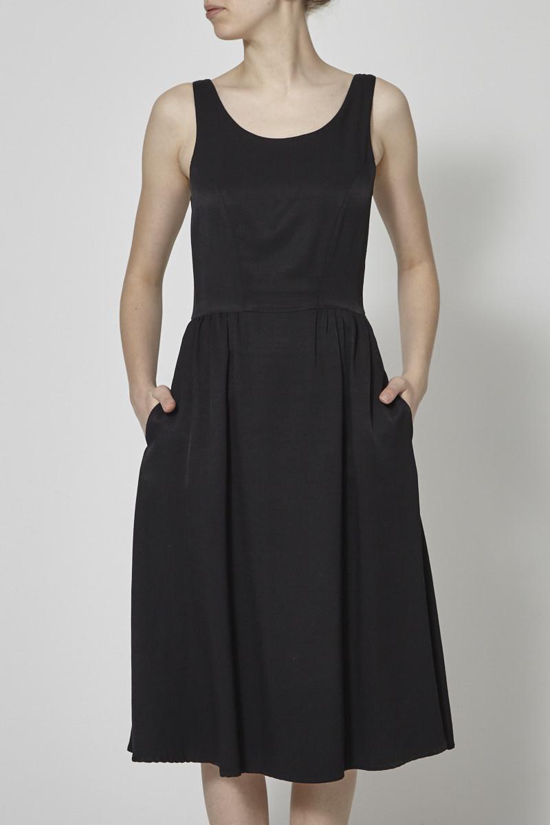 Betina Lou JASMINE BLACK DRESS