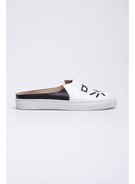 Karl Lagerfeld EMILIA SLIP-ON SNEAKERS