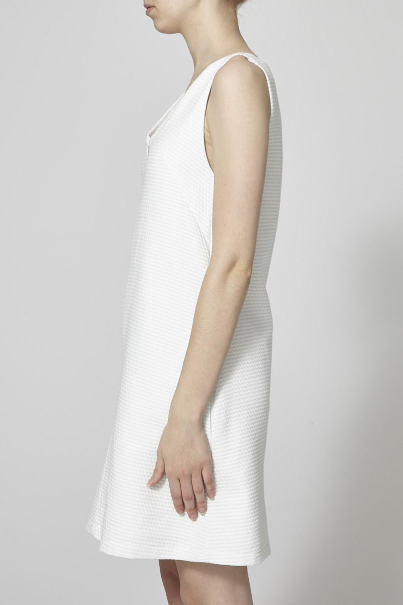 Marigold Robe Charlie blanc et bleu pâle - Neuve
