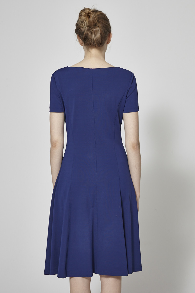 Prada Navy Dress