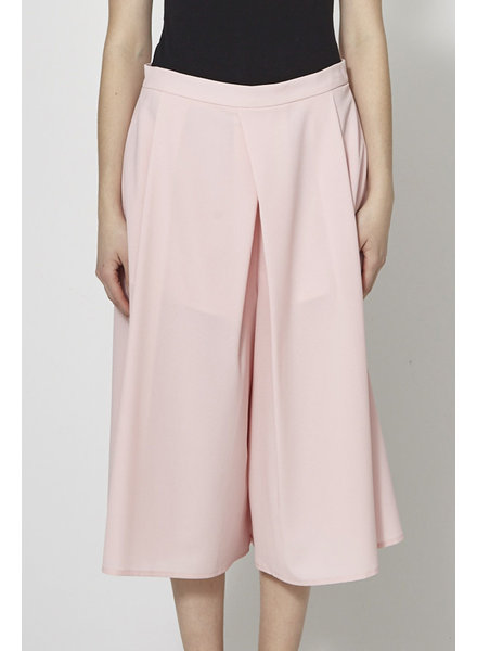 Marigold PINK WIDE-LEG PANTS - WITH TAG