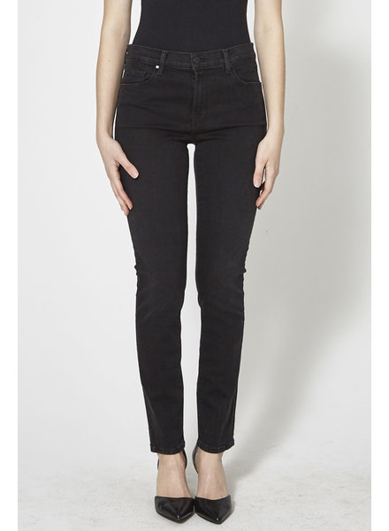 J Brand MID-RISE SUPER SKINNY IN PHOTO READY DARK SANCTIFY - NEW