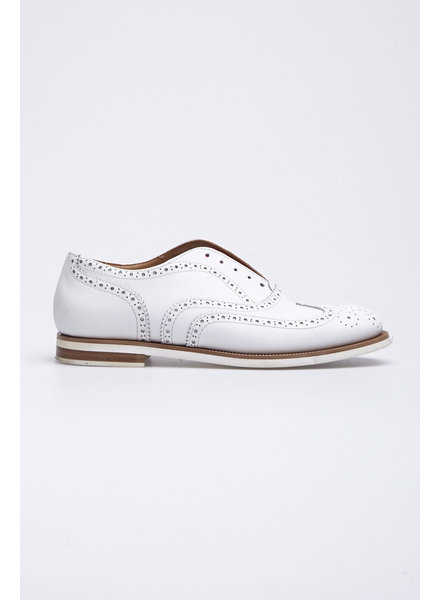 Rag & Bone BROGUE WHITE OXFORDS