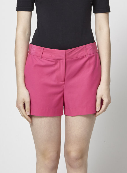 Elizabeth & James PINK SHORTS WITH SILK