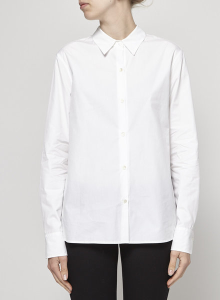 Rag & Bone WHITE COTTON SHIRT - WITH TAG