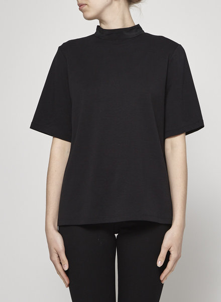 COS BLACK TOP WITH BOW