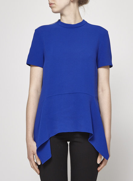 Stella McCartney KLEIN BLUE TOP - NEW WITH TAGS
