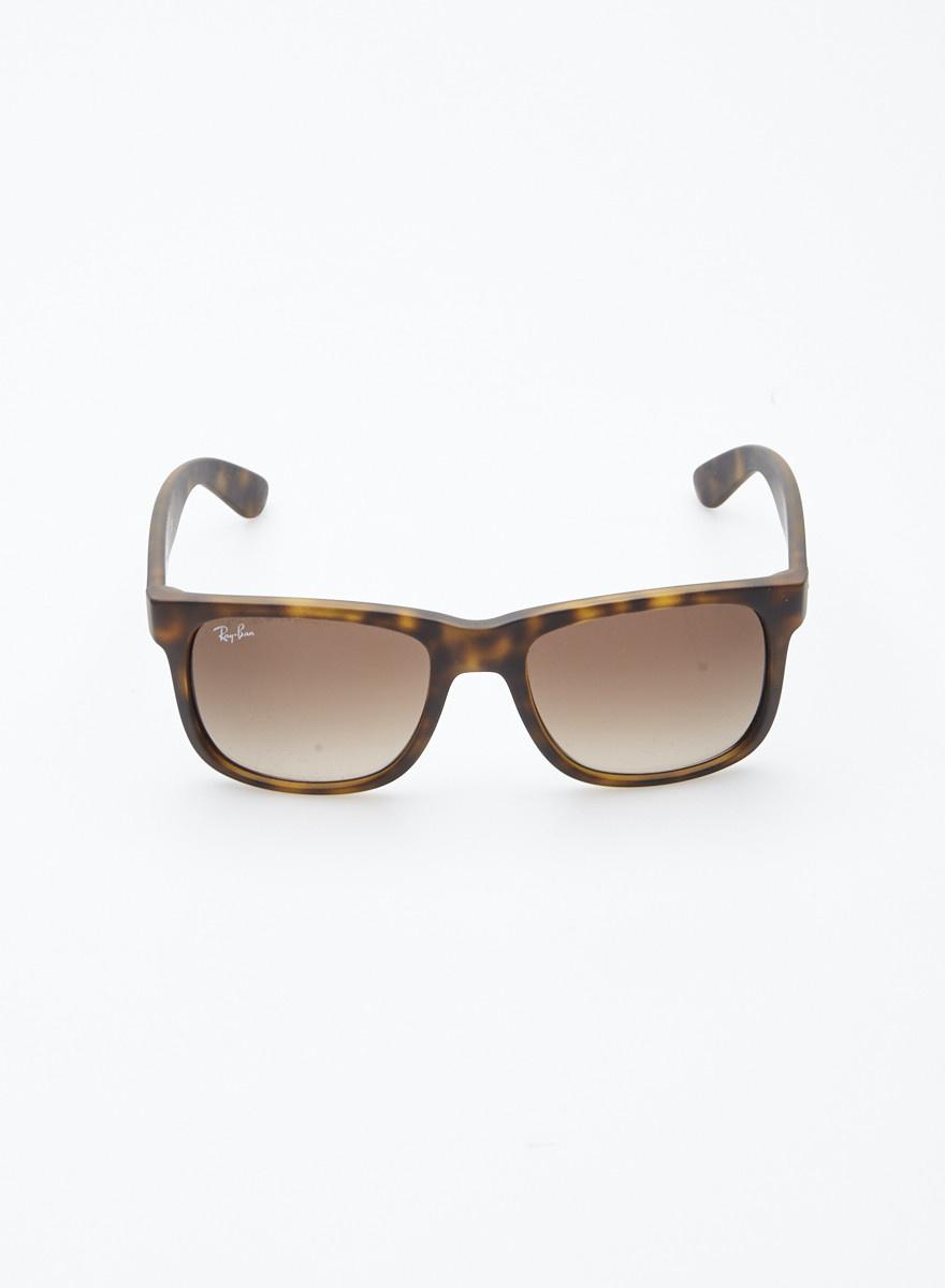 1e0b807c4b6b Justin Matte Tortoise Sunglasses - Ray-Ban - DEUXIEME EDITION ...