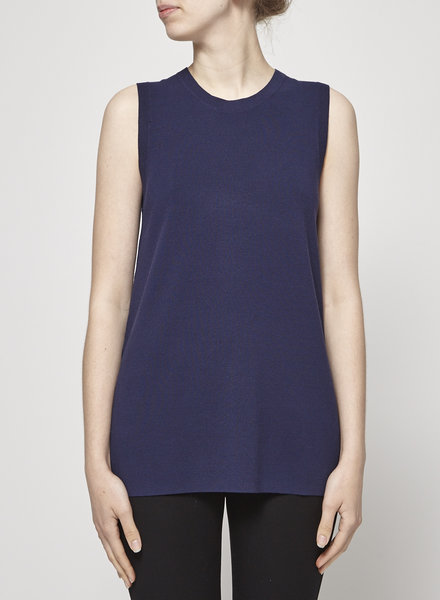 Theory CAMISOLE BLEUE MARINE - NEUF AVEC ÉTIQUETTE