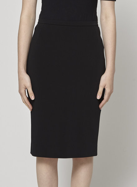Dolce & Gabbana SALE (WAS $220) - BLACK STRAIGHT SKIRT