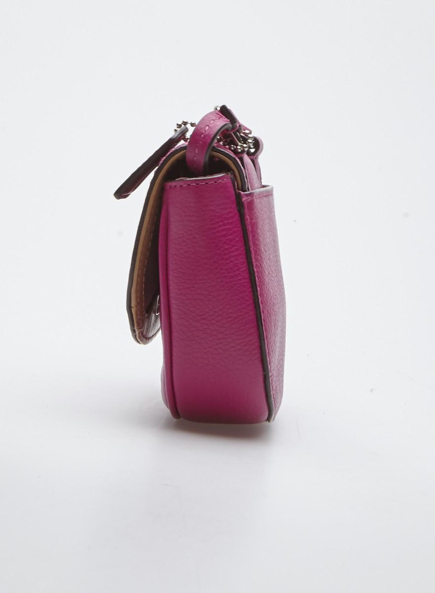 well known classic shoes usa cheap sale Coach Mini sac à main fuchsia