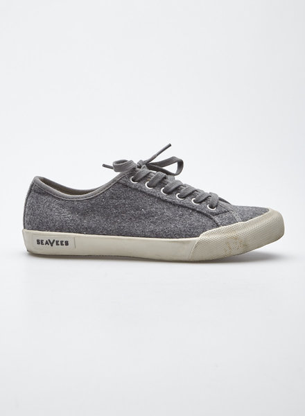 J.Crew GRAY WOOL SHOES