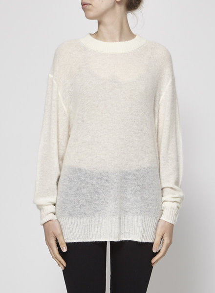Wilfred OFF-WHITE WOOL SWEATER