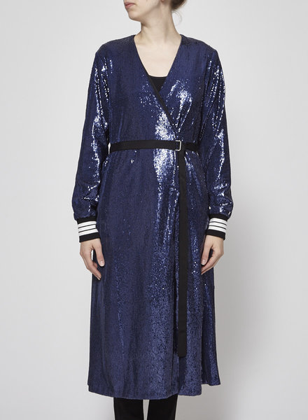 Robert Rodriguez SEQUINED LONG JACKET