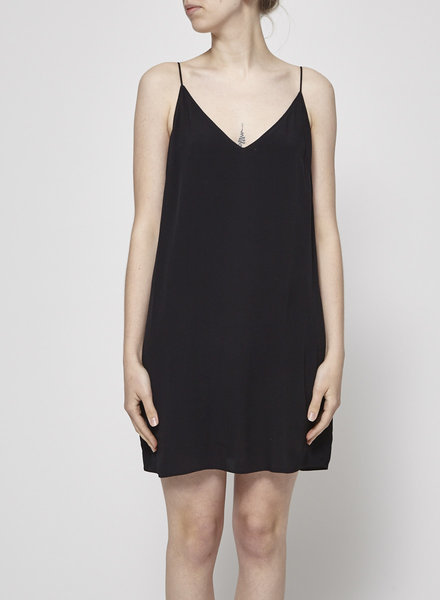 Wilfred Free BLACK LIGHTWEIGHT DRESS