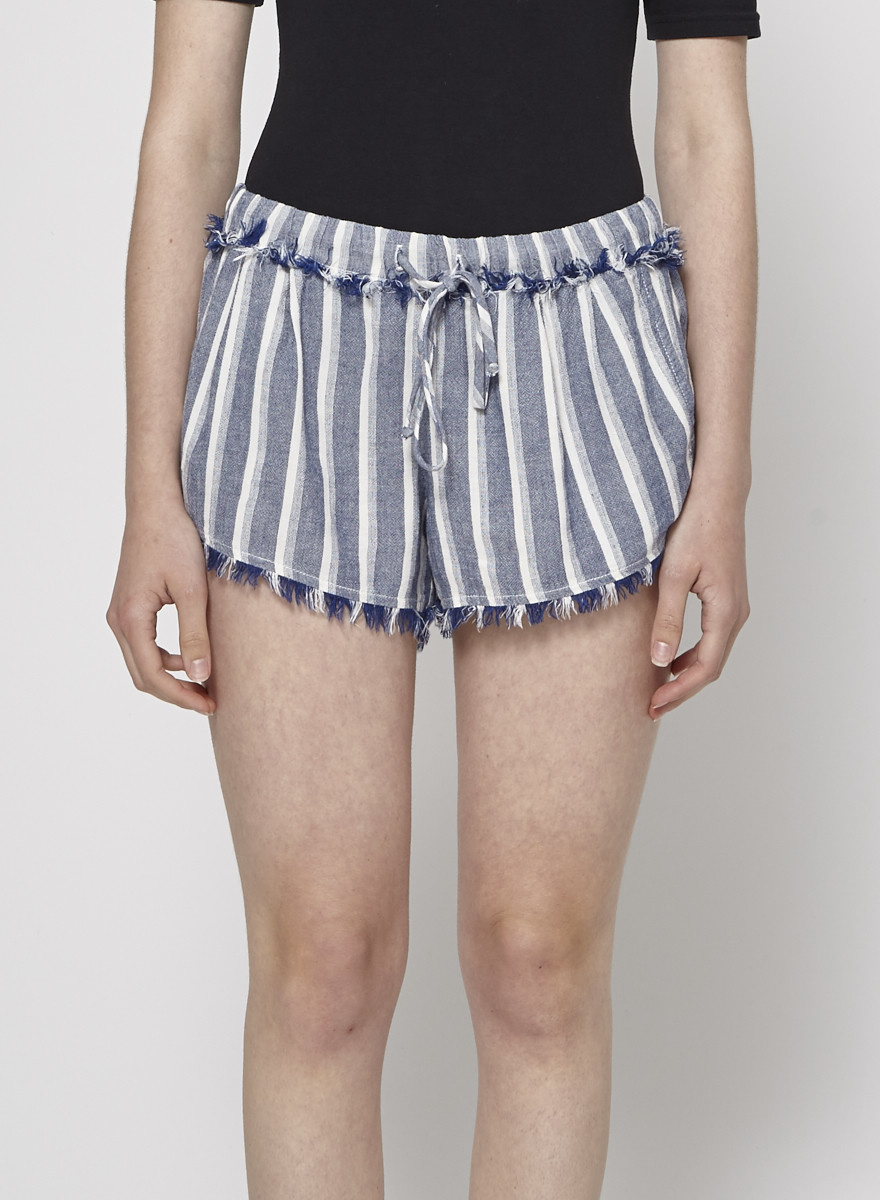 Bella Dahl Short chambray ligné - BELLA DAHL