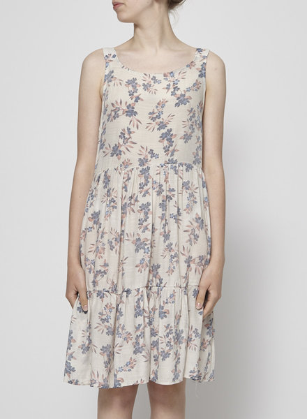 Sam & Lavi LIGHT FLOWER-PRINT DRESS - NEW WITH TAG
