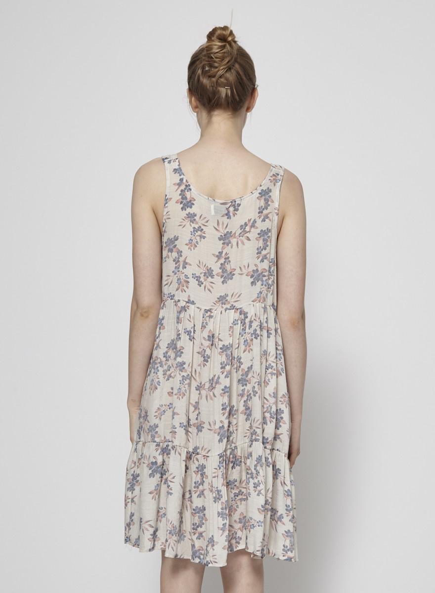 Sam & Lavi LIGHT FLOWER-PRINT DRESS - NEW WITH TAG