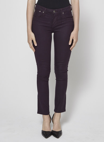 Helmut Lang SALE (WAS $110) - BURGUNDY SKINNY JEANS - NEW