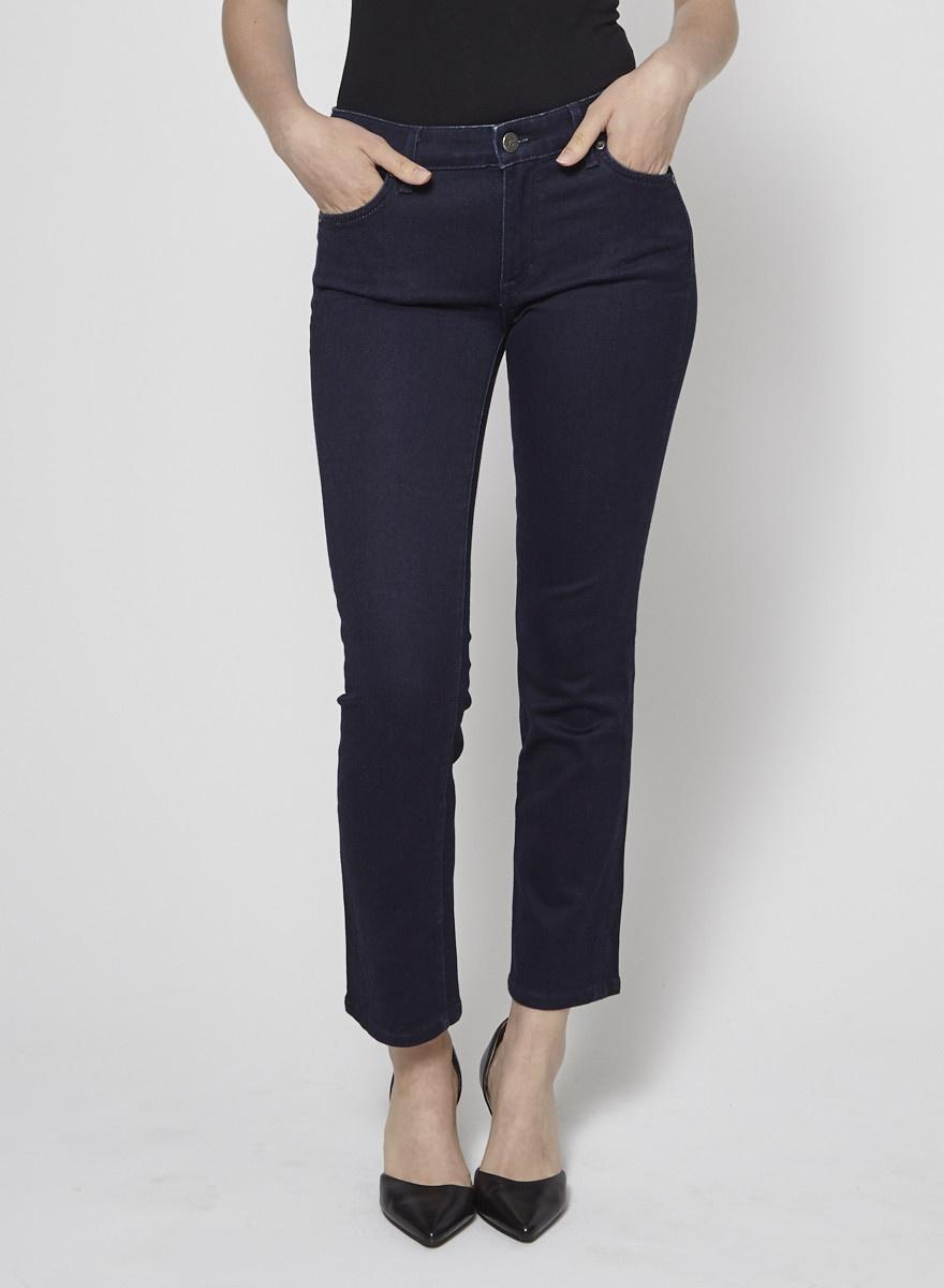 Rich & Skinny Dark Blue Jeans
