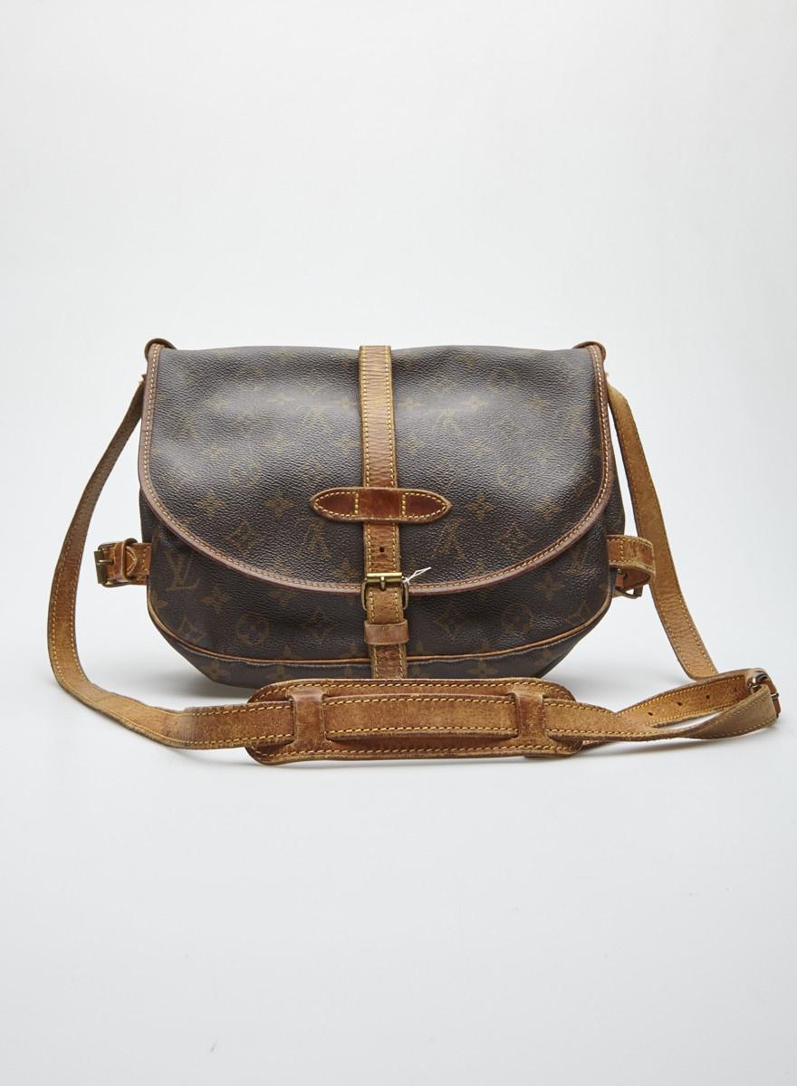Louis Vuitton Vintage Monogram Canvas Bag