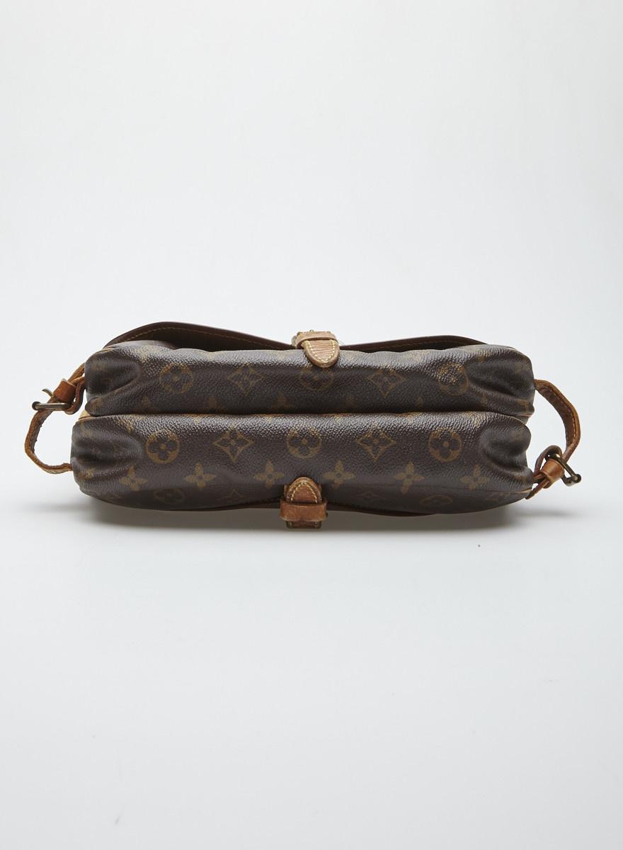 Louis Vuitton Sac à bandoulière en toile Monogram vintage
