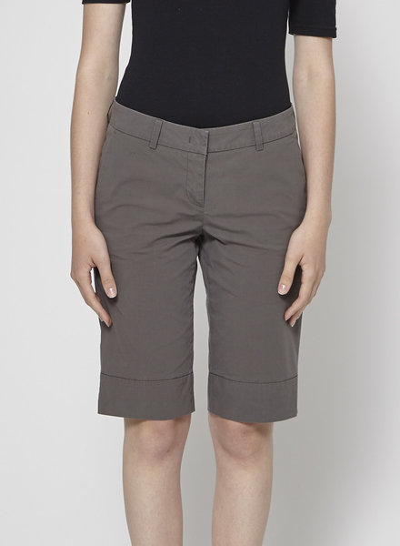 Cambio DARK-GRAY BERMUDA SHORTS