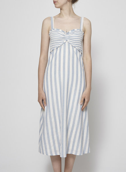 Heartloom CORA STRIPED LONG DRESS - NEW