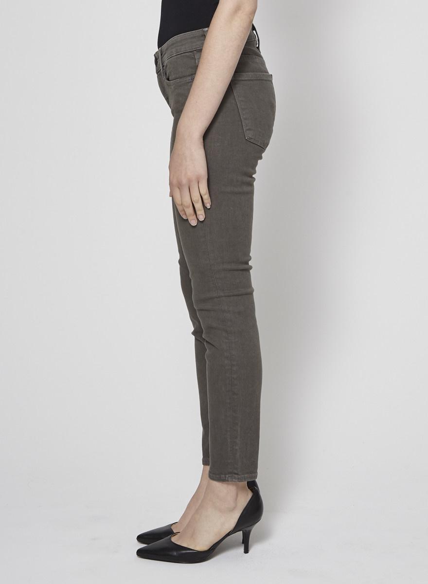 Vince Kaki Skinny Jeans
