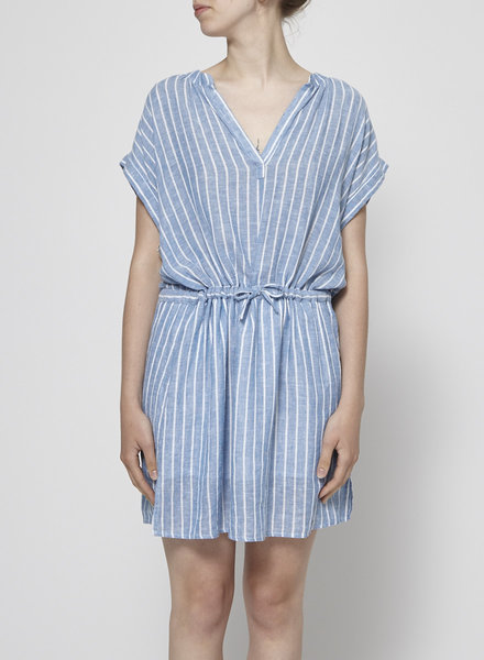 Rails BELTED STRIPED DRESS - NEW