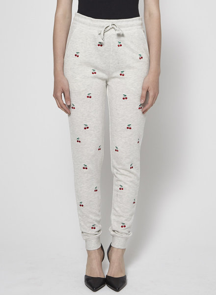 South Parade LUCY GRAY CHERRY SWEATPANT - NEW