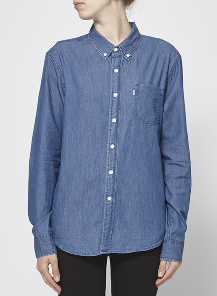 Levi's DENIM SHIRT WITH LONG SLEEVES