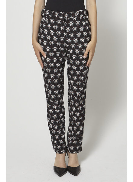 Maison Scotch KALEIDOSCOPE-PRINT PANTS