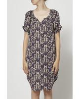 Joie PURPLE BUTTERFLY DRESS