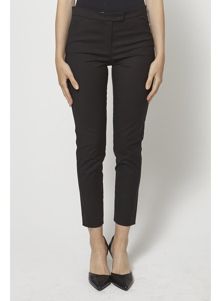 Joseph BLACK CLASSIC CROPPED TROUSERS