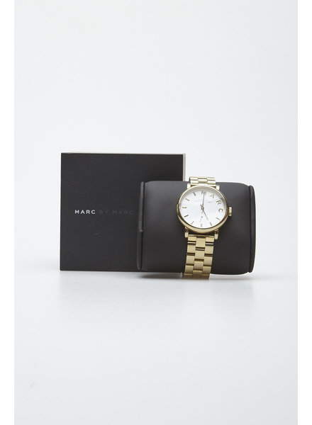 Marc by Marc Jacobs GOLDEN STAINLESS STEEL WATCH
