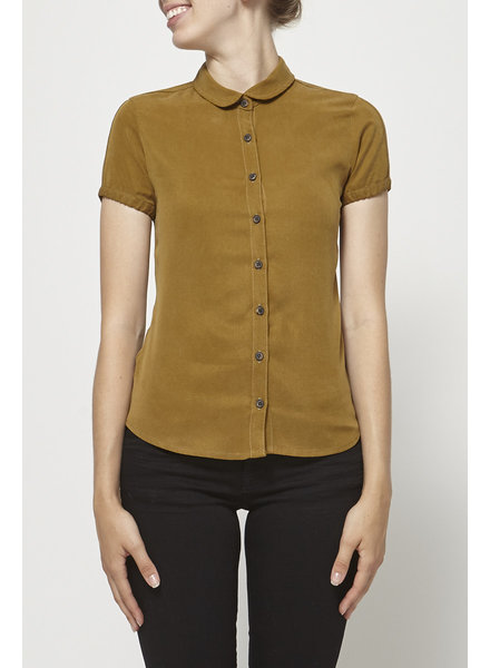 Betina Lou KHAKI SHORT-SLEEVED SHIRT