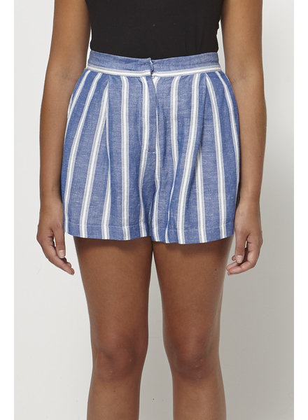 Rails LINEN STRIPED SHORTS - NEW