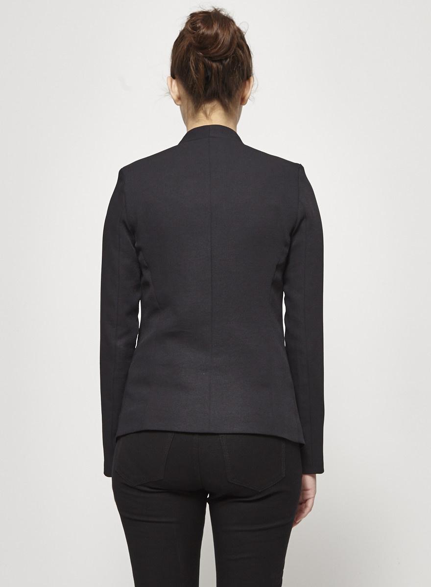 Babaton Black Structured Jacket