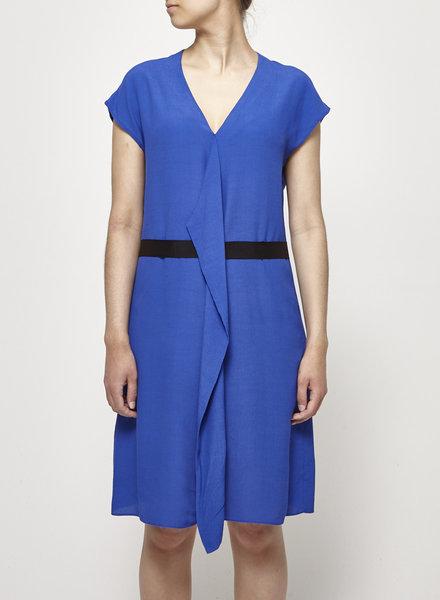 Comptoir des cotonniers ROYAL BLUE SLEEVELESS DRESS
