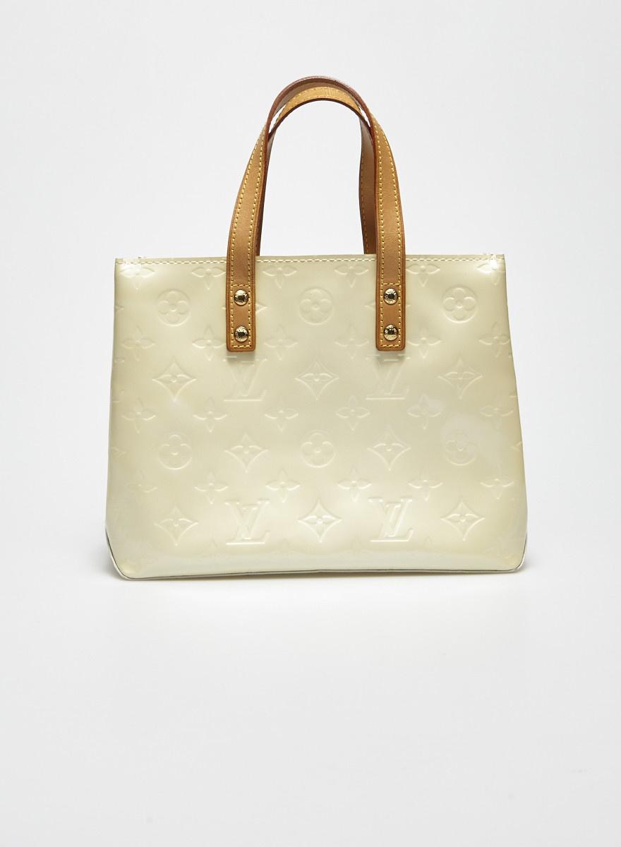 Louis Vuitton Small Monogram Off-White Handbag