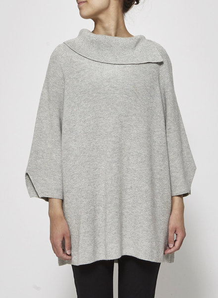 COS GREY KNIT SWEATER