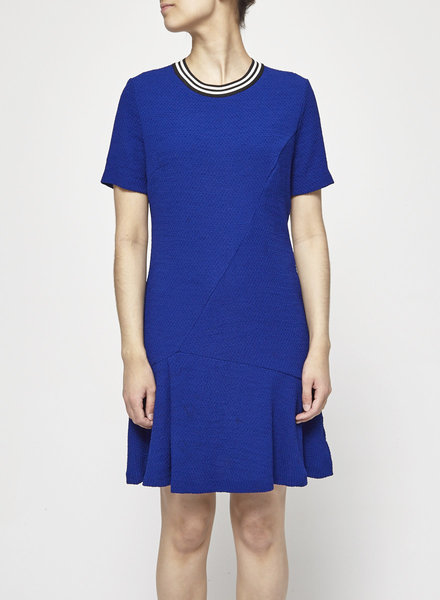Sandro KLEIN BLUE DRESS