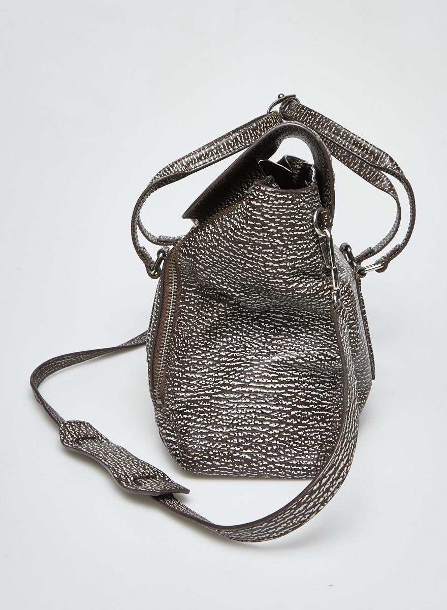 3.1 Phillip Lim Speckled 'Pashli' Leather Satchel