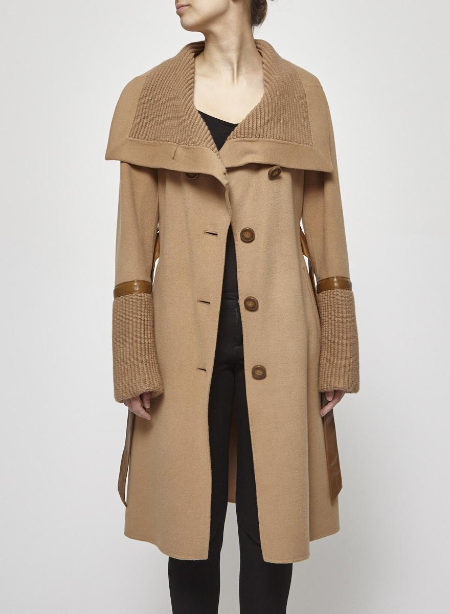 Mackage Camel Long Coat