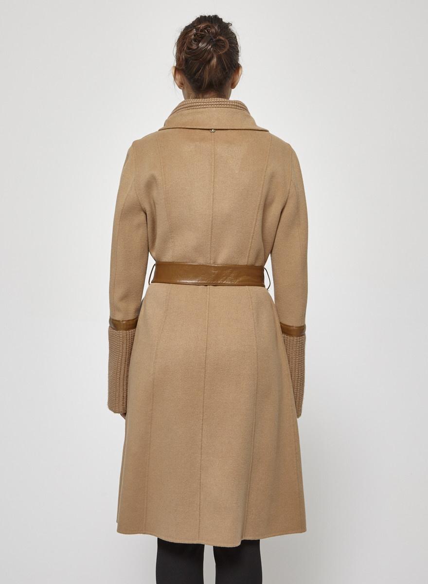 Mackage Manteau long beige