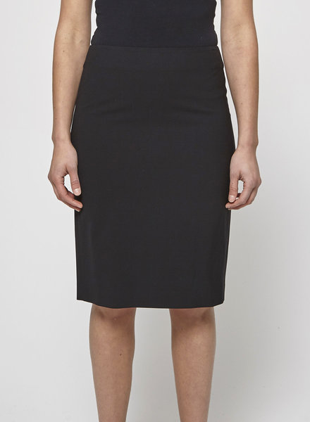 Theory PENCIL BLACK SKIRT