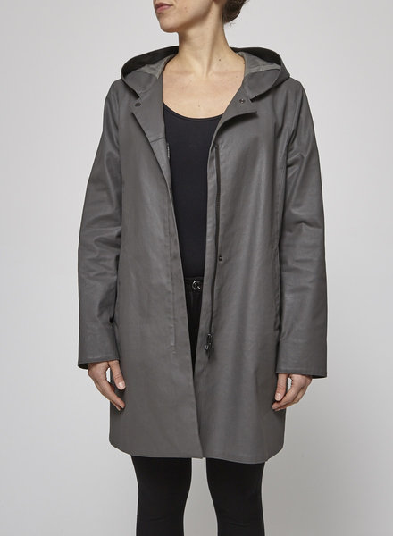 M0851 FITTED SHAWL HOOD JACKET