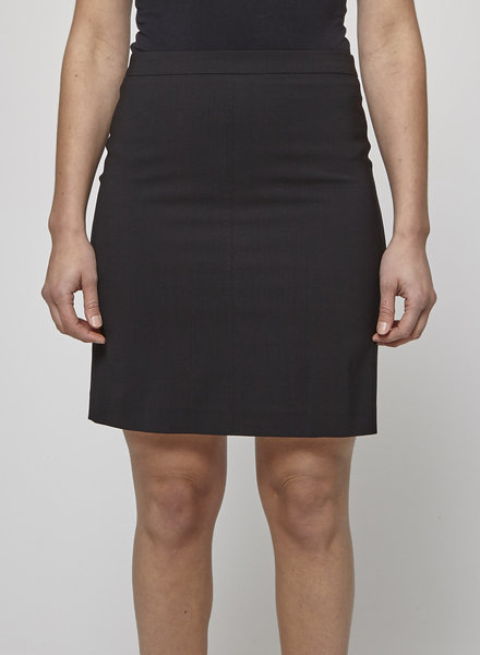 HUGO Hugo Boss BLACK SKIRT MADE OF WOOL