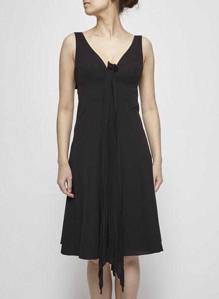 Marie Saint Pierre BLACK DRESS